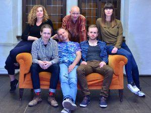Cultoursommer im nt: DIEsinnToniker (D) @ Neues Theater Halle